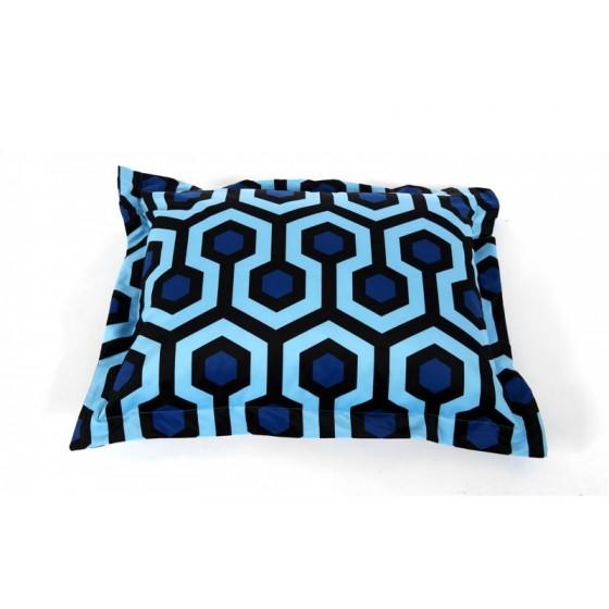 Jabba Poduszka Trendy Shinning Blue 68x54