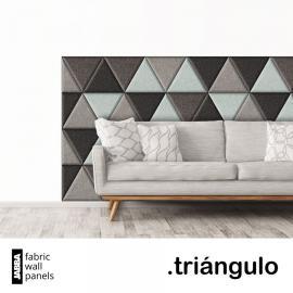 Panele tapicerowane Triangolo