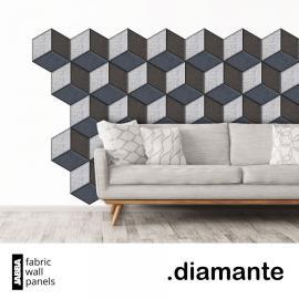 Panele tapicerowane Diamante
