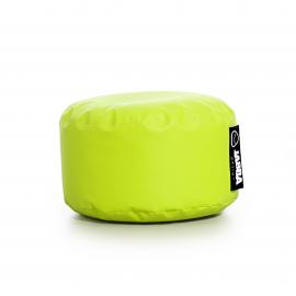 Podnóżek pufka Dot XL limonkowy Jabba
