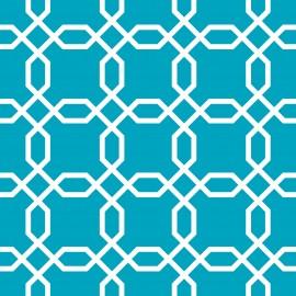 Tkanina dekoracyjna Chain retro - Jabba Design