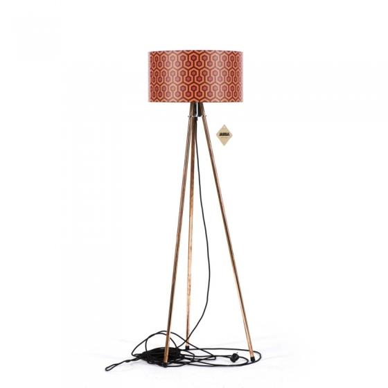 Lampa stojąca Tripod Shining Jabba Design