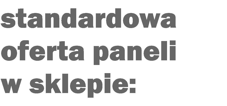 standardowe panele tapicerowane jabba
